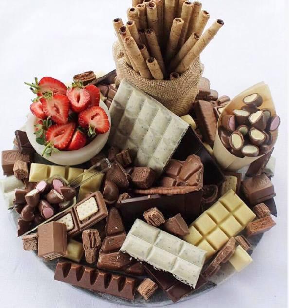 chocolate-tapas